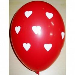 Μπαλόνια Latex 12'' Κόκκινα...