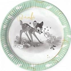 Bambie Disney Πιάτα Χάρτινα...