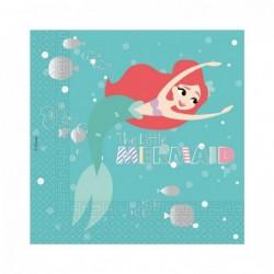 Ariel Disney Χαρτοπετσέτες