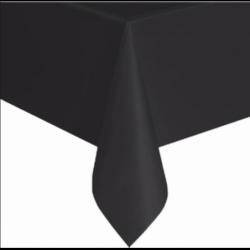 Μαύρο Τραπεζομάντηλο Πλαστικό