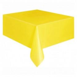 Κίτρινο Τραπεζομάντηλο...