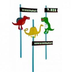 Καλαμάκια Δεινόσαυρος
