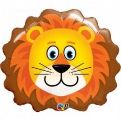 """Μπαλόνι Foil Λιοντάρι 29"""""""
