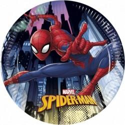 Spiderman Team Up: Πιάτα...