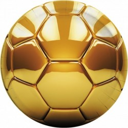 Πιάτα Μεγάλα Χρυσή Μπάλα...
