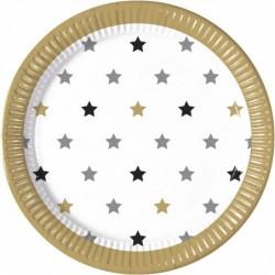 Πιάτα Μεγάλα Αστεράκια