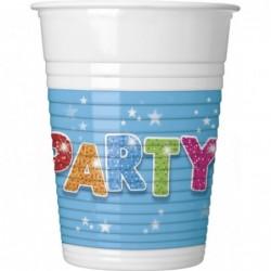 Ποτήρια Μπλε Party