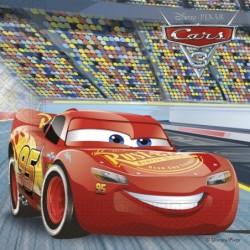 Cars 3: Χαρτοπετσέτες