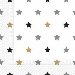 Χαρτοπετσέτες Αστεράκια