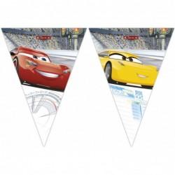 Σημαιάκια Cars 3