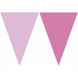 Σημαιάκια Ροζ