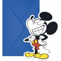 Προσκλητήρια Mickey Super Cool