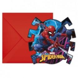 Προσκλητήρια Spiderman Team Up