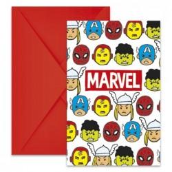 Προσκλητήρια Avengers Team...