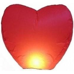 Ιπτάμενο Φαναράκι Καρδιά...