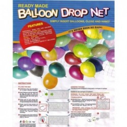 """Δίχτυ Για 120 Μπαλόνια 7"""""""