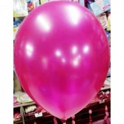 Latex 12'' 30CM Μεταλλικό Ροζ