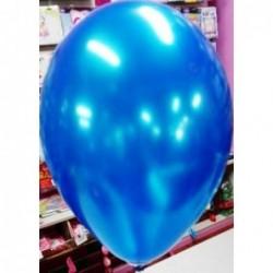 Latex 12'' 30CM Μεταλλικό Μπλε