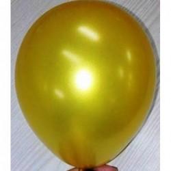 Latex 5'' 13CM Μεταλλικό Χρυσό