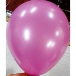 Latex 5'' 13CM Μεταλλικό Ροζ
