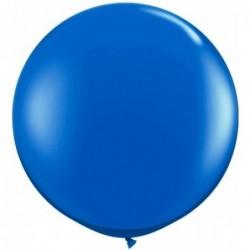 Latex 36'' 91CM Μεταλλικό Μπλε