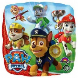 Μπαλόνι Foil Ήρωες Paw Patrol