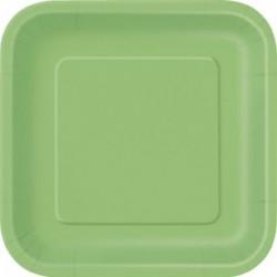 Πιάτα Λαχανί Τετράγωνα Μεγάλα