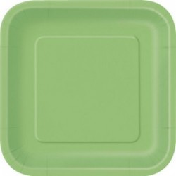 Πιάτα Λαχανί Τετράγωνα Μικρά