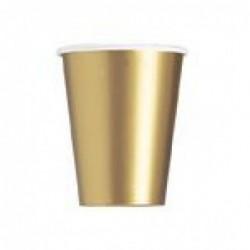 Ποτήρια Χρυσά 270ml