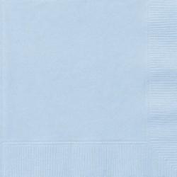 Χαρτοπετσέτες Γαλάζιες