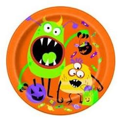 Πιάτα Μεγάλα Halloween...