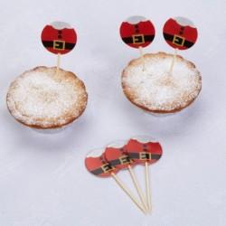 Food Toppers Άγιος Βασίλης